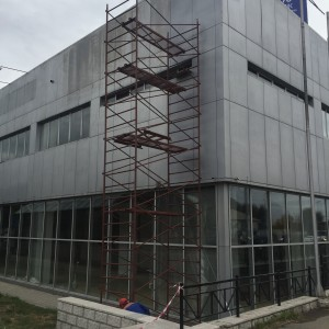 Автоцентр Datsun  Райымбека-Назарбаева