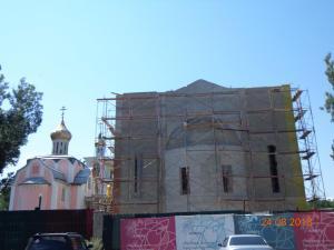 Храм Параскевы Пятницы   по Жансугурова