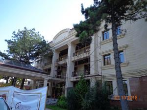 Лечебно-оздоровительный комплекс   Оқжетпес