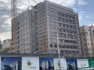 Гостиничный комплекс Сейфуллина-Сатпаева
